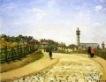 Upper Norwood Chrystal Palace London 1870 Camille Pissarro Szenerie