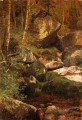 Forest Stream Albert Bierstadt
