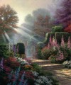 Garden of Grace Thomas Kinkade Wald