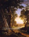 The Beeches Landschaft Asher Brown Durand Wald