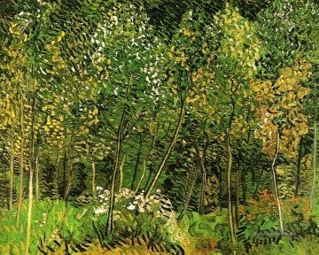 The Grove Vincent van Gogh Wald Ölgemälde