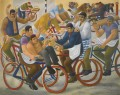 BICYCLE BOYS Moderne