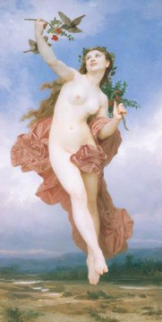 1881 Galerie - Tag 1881 William Adolphe Bouguereau Nacktheit