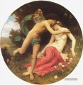 Cupid and Psyche William Adolphe Bouguereau Nacktheit