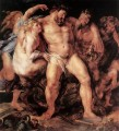 the drunken hercules Peter Paul Rubens Nacktheit