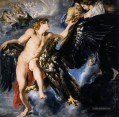 The Abduction of Ganymede Peter Paul Rubens Nacktheit