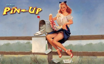 41 - Gil Elvgren 41 pin up