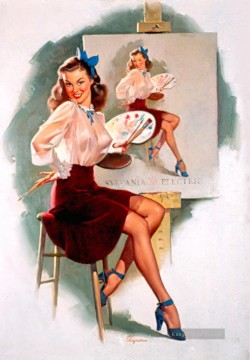 Joy Kunst - Joyce Ballantyne Pin up