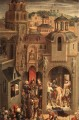 Scenes from the Passion of Christ 1470detail4 religious Hans Memling