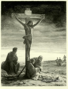 Christentum und Jesus Werke - Crucifixion of Christ religion Carl Heinrich Bloch