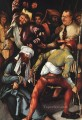 The Mocking of Christ religiösen Matthias Grunewald