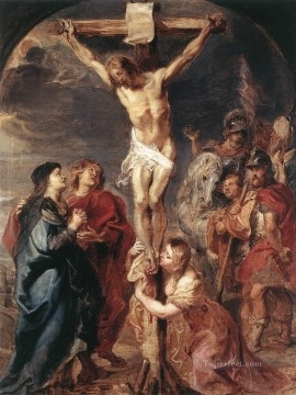 Christentum und Jesus Werke - Christ on the Cross 1627 Peter Paul Rubens