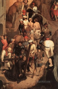 Christentum und Jesus Werke - Scenes from the Passion of Christ 1470detail3 religious Hans Memling