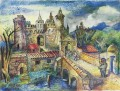 english castle 1946 Russisch