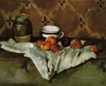 Stillleben 1877 Paul Cezanne