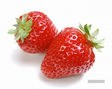 Fresh Strawberry realistic