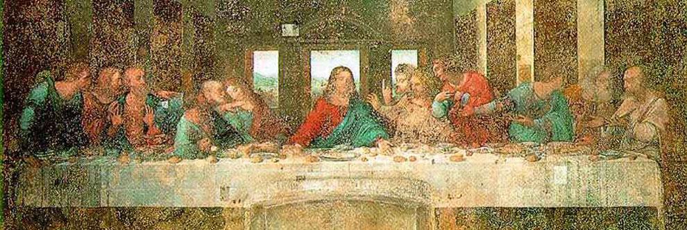 da Vinci Ölmalerei