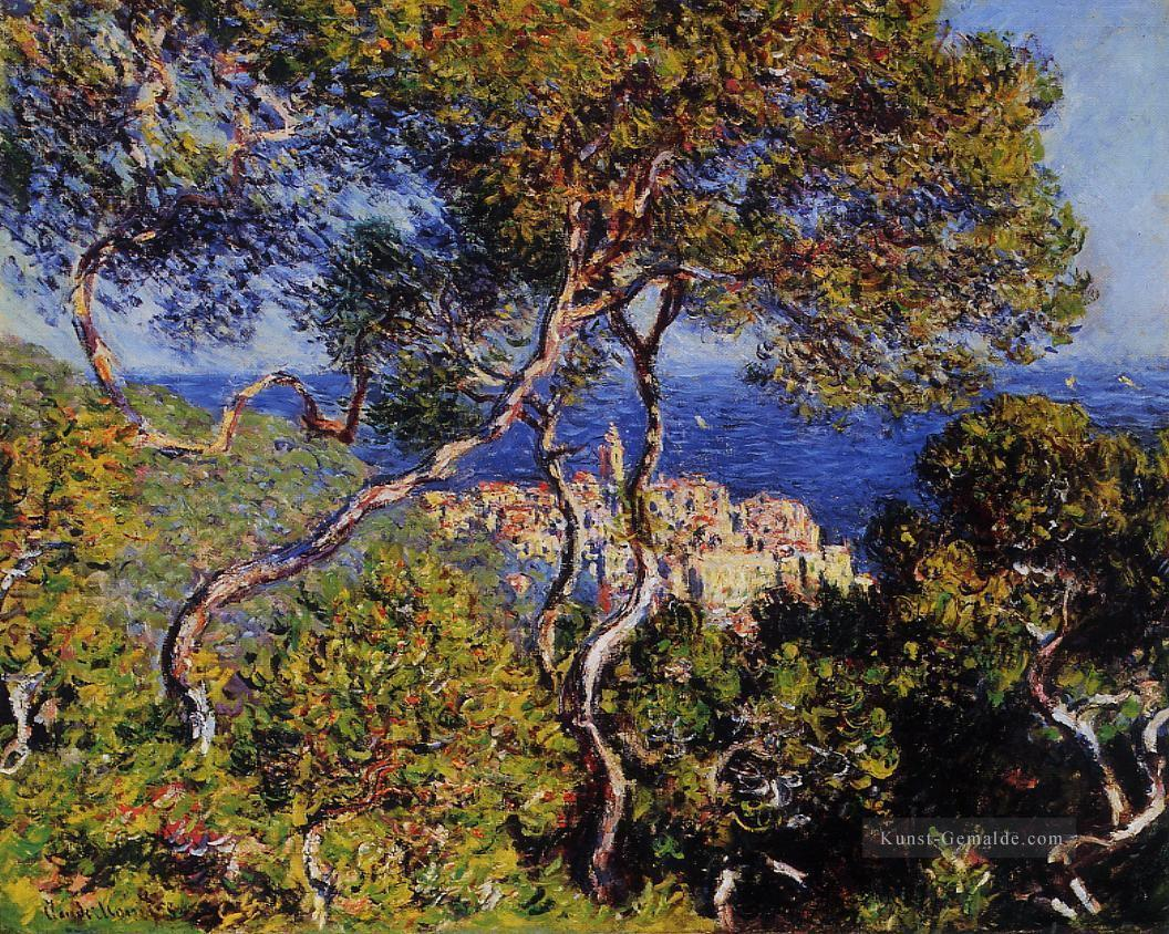 Bordighera Claude Monet Ölgemälde