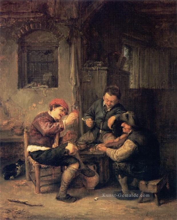 Genremalerei berühmt  Inn Holländischen Genremaler Adriaen van Ostade Gemälde mit öl zu ...