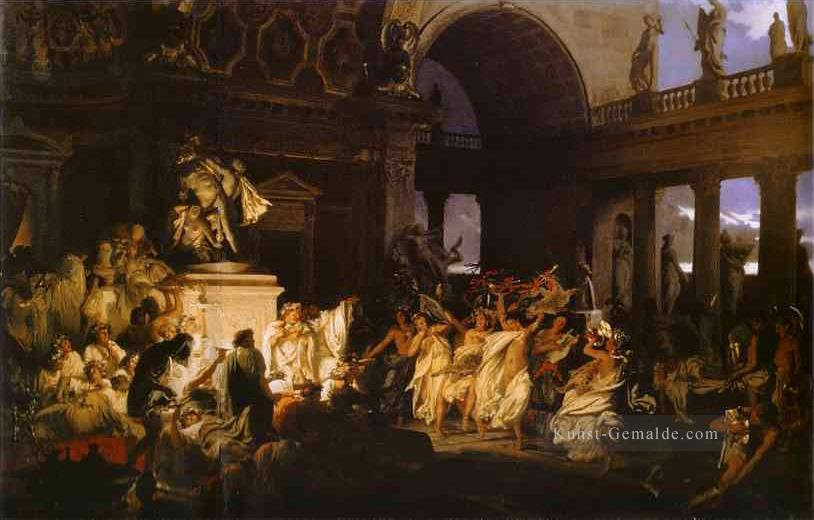 Die römische Orgie