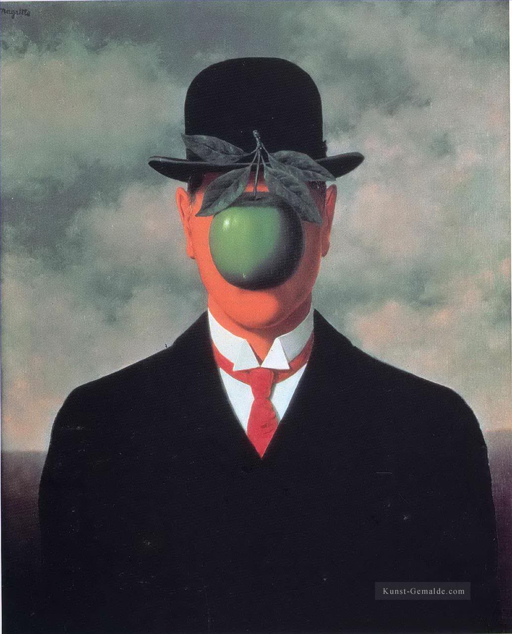 Der Grosse Krieg 1964 Surrealismus Gemalde Mit Ol Zu Verkaufen