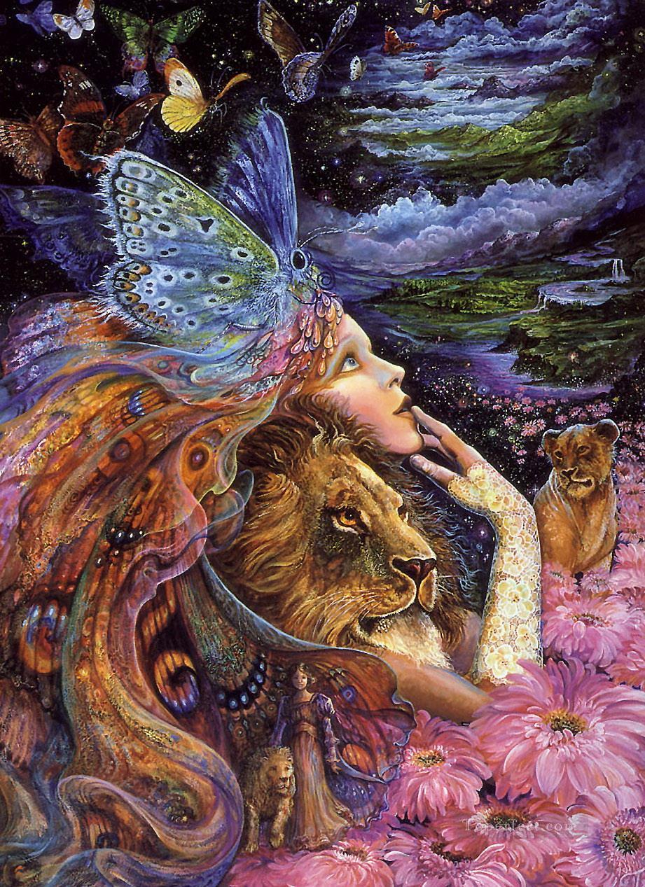 JW Göttinnen Herz Seele fantastische Gemälde mit öl zu verkaufen