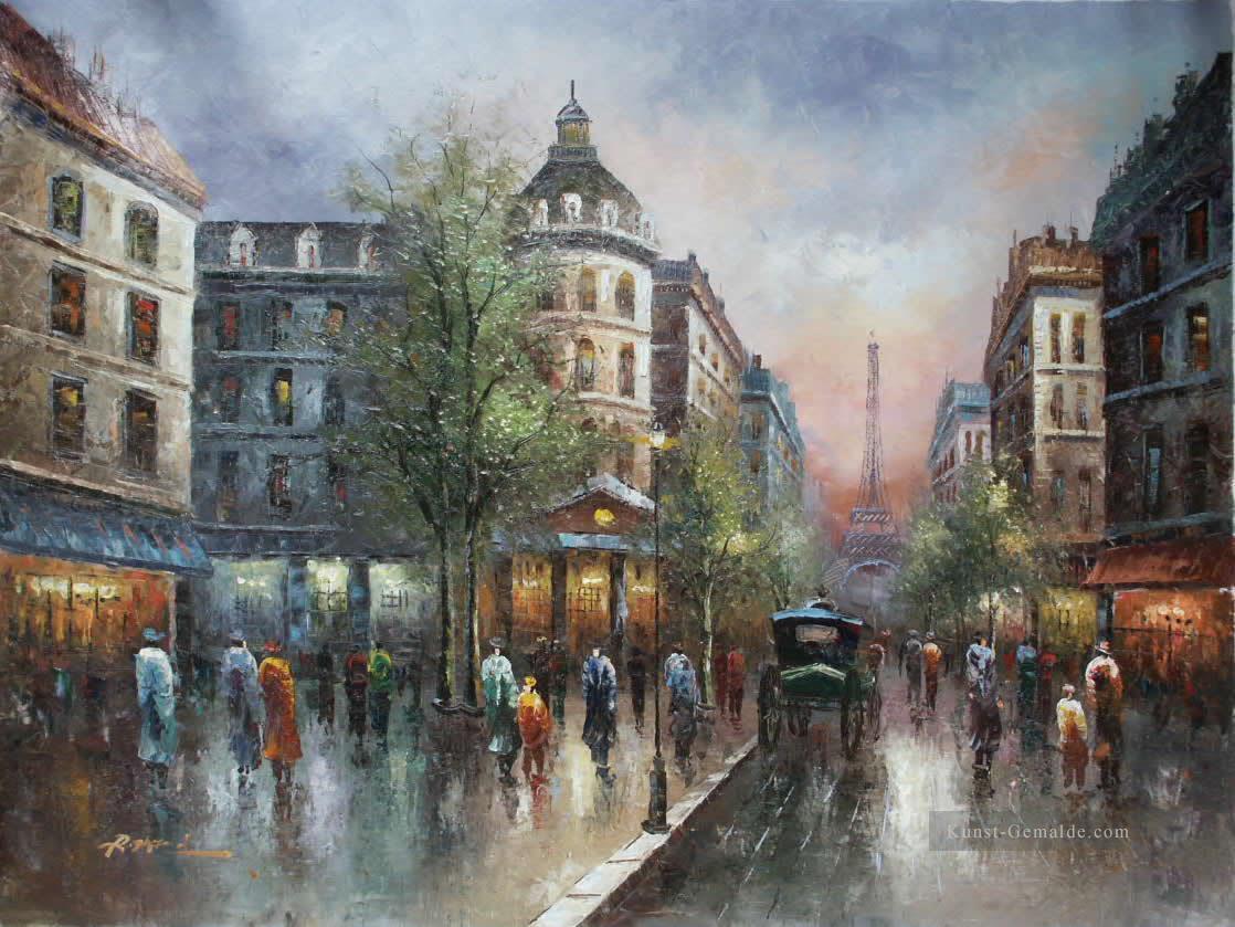 Gemälde Paris